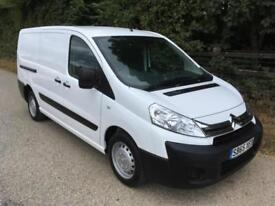 2015 15 Citroen Dispatch 2.0HDi 1200 125 L2 H1 Enterprise AIR CON