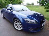 2010 Audi TT 2.0 TFSI Sport S Tronic Quattro 3dr Heated Seats! Full Leather! ...
