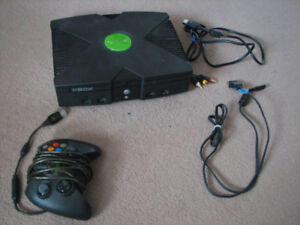 Microsoft Original Xbox - 100+ Jeux disponibles - Fonctionnel
