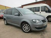 VW TOURAN MATCH 1.9 DIESEL TDI 7 SEATER MPV