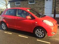 Toyota Yaris hatchback excellent condition only 2999no offers