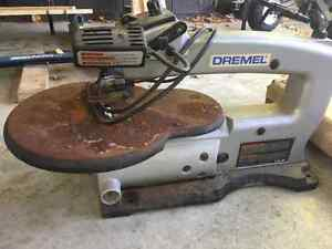 Dremel Scroll Saw Kitchener / Waterloo Kitchener Area image 1