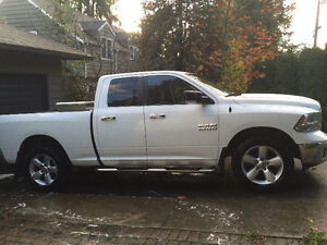 2013 Ram 1500 SLT Quad Cab Extended Warranty North Shore Greater Vancouver Area image 1