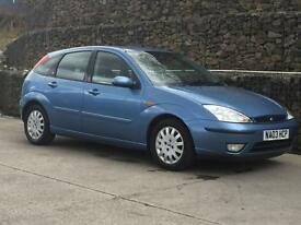 Ford Focus 1.6i 16v 2003MY Ghia