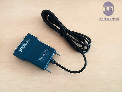 Gpib-usb-hs-national-instruments-ni-interface-adapter-controller-ieee-488
