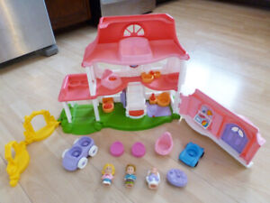 Fisher Price Little People maison/ house