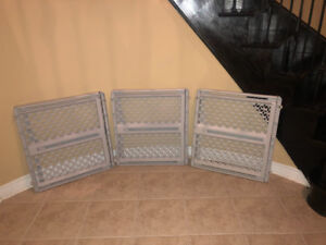 Stair safety gates for sale!