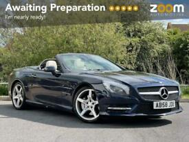 image for Mercedes-Benz SL Class 3.0 SL400 AMG Sport 2dr Convertible Petrol Automatic