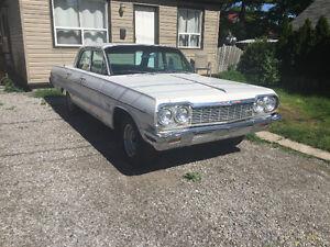 1964 impala 4 door sedan