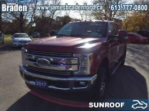 2017 Ford F-250 Super Duty Lariat  - Sunroof - Leather Seats