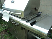 BBQ stainless stell , Patio ( brand )