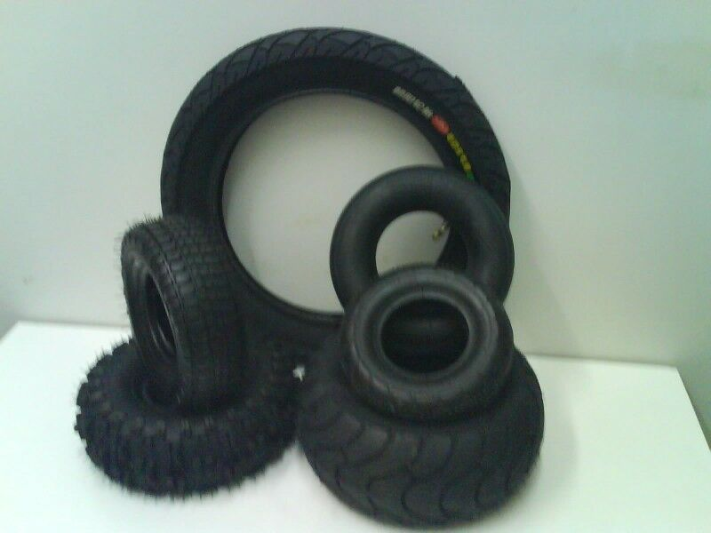 Tyre & inner Tube for Ebike & Escooter