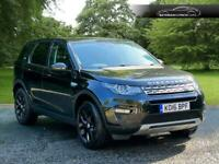 2016 Land Rover Discovery Sport 2.0 TD4 HSE 5d 180 BHP Estate Diesel Automatic