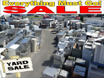 CATERING EQUIPMENT- YARD CLEARANCE SALE - RESTAURANT EQUIPMENT Campbellfield Hume Area Preview