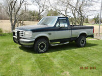 1995 Ford F150 XLT 4x4 short box