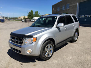 2010 Ford Escape LIMITED 4X4 V6 VUS