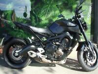 2019 Yamaha MT-09 ,MT09,Only 1800 miles from new , alarm and tracker,Datatgged