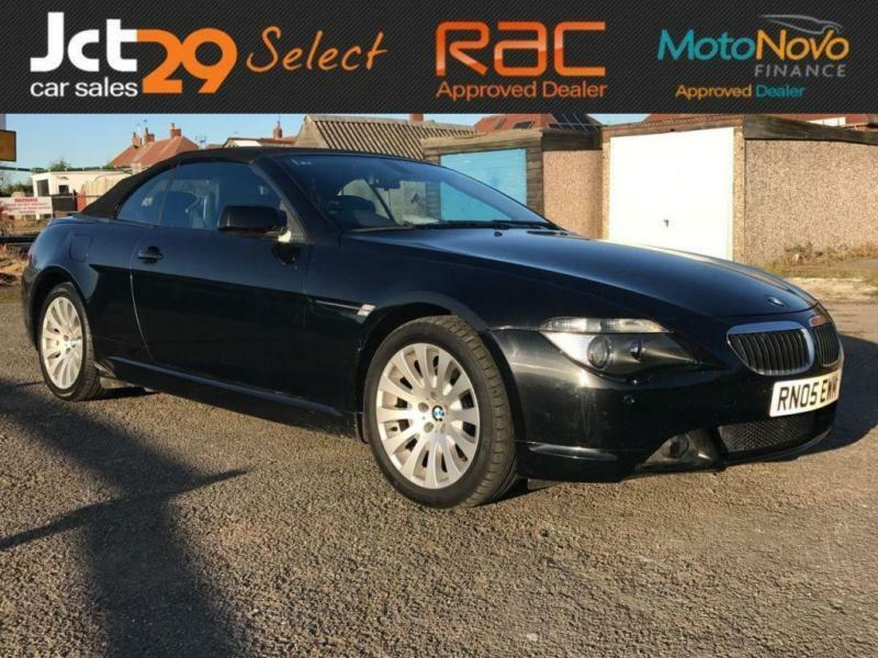 2005 05 BMW 6 SERIES 4.4 645CI 2D AUTO STUNNING CONDITION + ARRIVING SOON + P/X