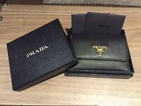 PRADA Saffiano Leather Purse