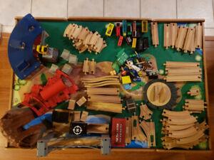 Imaginarium Train Set - full set with table