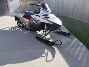 2009 Polaris Dragon Rmk 155