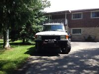 1999 Land Rover discovery 1