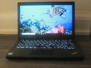 5-month old Lenovo ThinkPad Laptop, Intel i5, 256GB SSD, 8GB RAM