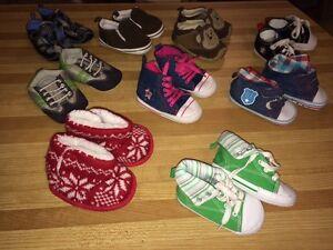Chaussures filles et garçons (plusieurs photos) West Island Greater Montréal image 10