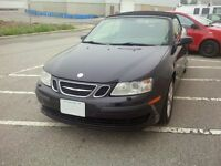 2006 Saab 9-3 2.0T Arc Convertible