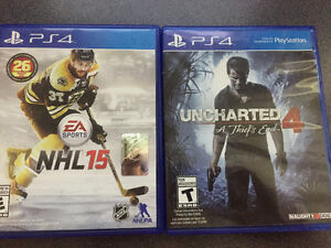 Uncharted 4 for NHL17?