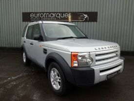 Land Rover Discovery TDV6 GS 7 Seat (silver) 2007