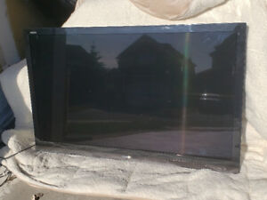 """55"""" LED Sharp Aquos TV with Wall Mount"""