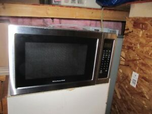 Kitchen Aid Microwave Oven