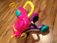 2 in 1 Toddler Ride On / Walker Toy
