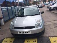 Ford Fiesta 1.4 ( a/c ) LX 3 DOOR - 2005 05-REG - 9 MONTHS MOT