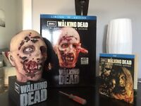 The Walking Dead Saison 2-3-4 Collector Edition Blu-Ray