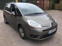 Citroen Grand C4 Picasso 1.6HDi 16v VTR+ Spares or repairs clutch slipping