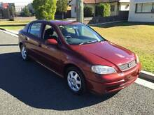 1999 Holden Astra Hatch Auto Air Steer Alloys REGO+3 YR WARRANTY Ingleburn Campbelltown Area Preview