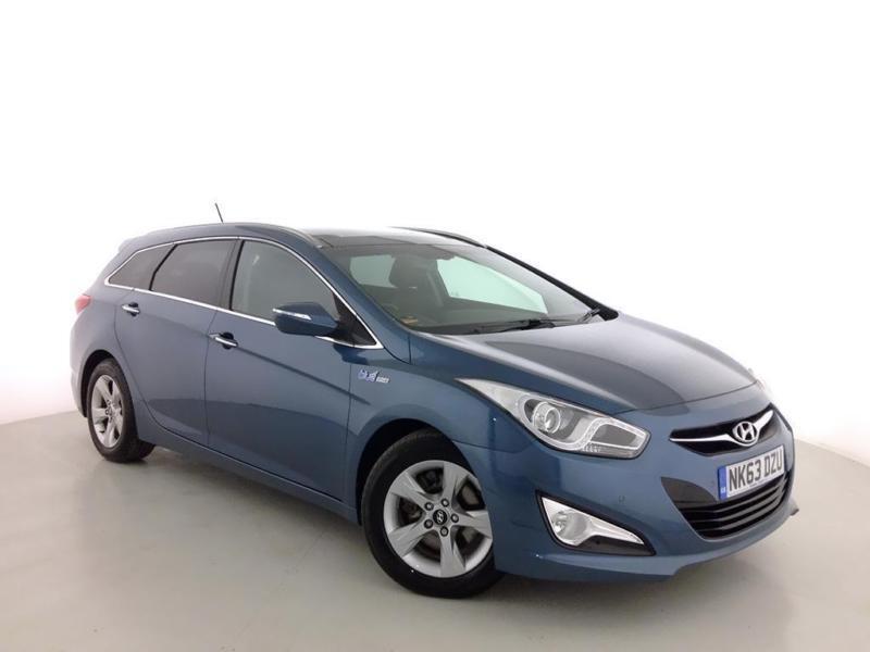 2013 HYUNDAI I40 1.7 CRDi [136] Blue Drive Premium