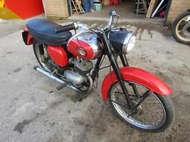 1969 BSA D7 BANTAM 175cc IDEAL PROJECT.