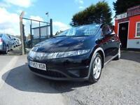 2007 Honda Civic 2.2 i CTDi SE 5dr Full service history,12 months mot,Warrant...