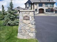 Stonework masonry Services