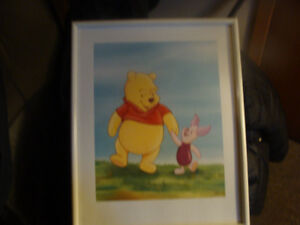 winnie the pooh picture with his little friend