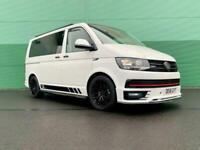 2016 Volkswagen Transporter 2.0 BiTDI BMT 180 BHP Highline Kombi Van 4MOTION 4x4