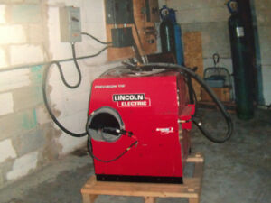 TIG & Stick Welder LINCOLN Electric Precision TIG 275