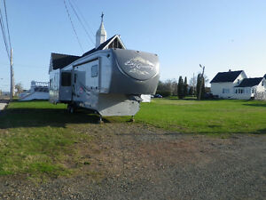 great deal 2012 big country 5th wheel