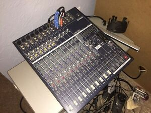 Yamaha EMX5014C powered mixer with effects