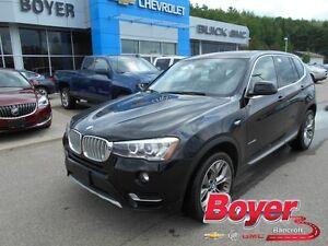 2015 BMW X3 X- Drive