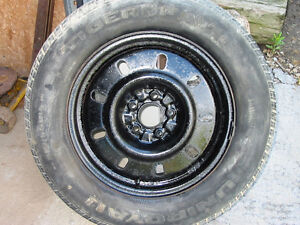 BRAND NEW SPARE Never used 5x108 tire and rim