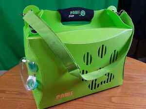 New- Paws Crazy Eco Pet Carrier